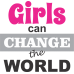 Girls can Change the World DG00008KIDS