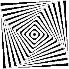 rectangular infinity 3d optical DG0069OPTL