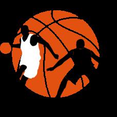 1 on 1 Basketball DG0020BBAL