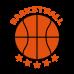 Basketball Seal DG0048BBAL