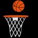 Hoop Basketball DG0063BBAL