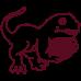 Dinosaur Basketball DG0085BBAL