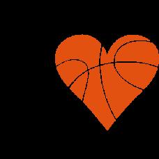 I love Basketball DG0093BBAL