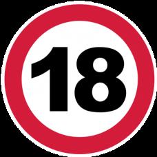 18 number DG0009BDAY