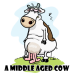 a middle aged cow DG0042BDAY