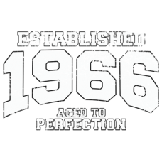 aged to perfection 1966 DG0056BDAY